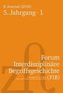 Axer, Geulen, Heimes (Hg.), Modelle